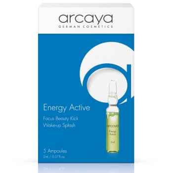 Energy Active Ampullen-Box von arcaya