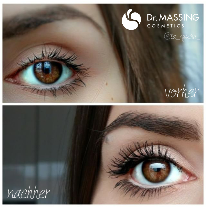Dr massing long lashes wimpernserum